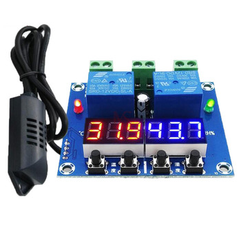 XH-M452 Digital Temp & Humidity Controller
