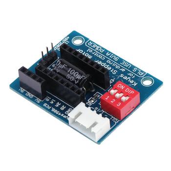 DRV8825 A4988 Motor Driver Control Panel Board