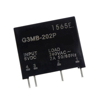 G3MB-202P Relay 5V Solid State (SSR)