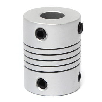 Stepper Motor Flexible Coupling 5mm to 8mm