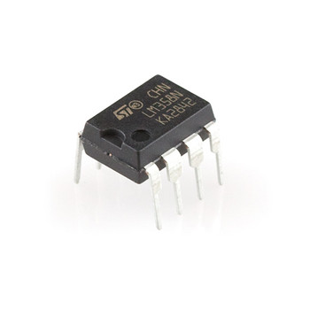 LM741 - Dual General Purpose Op-Amp