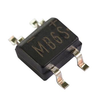 MB6S SOP-4 SMD 0.5A/600V