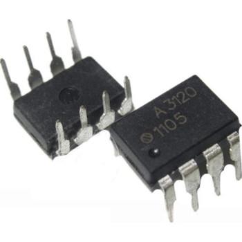 HCPL3120 DIP8 HCPL-3120 DIP A3120