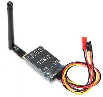 FPV 5.8G 600MW 48CH AV Transmitter