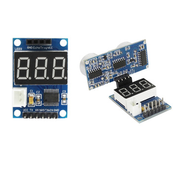 Ultrasonic Distance Measurement Control Board