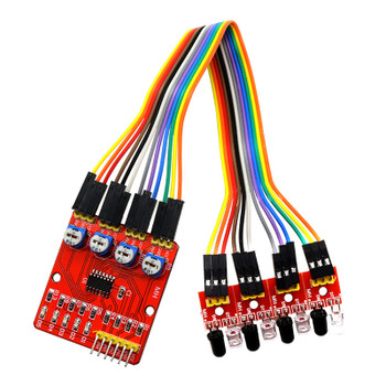 4 Channel Infrared Tracing/line Sensor