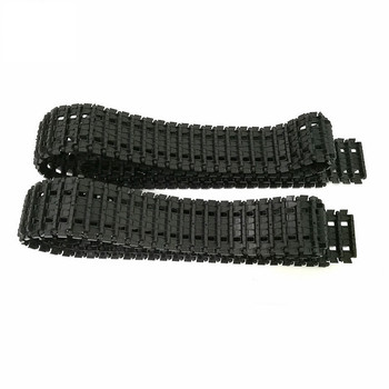 Plastic Caterpillar Crawler Chain/ Conveyor Belt