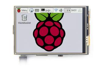 3.5 inch (320*480) TFT Display Module