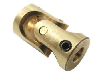Brass 3mm-3mm Coupling DIY