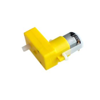 Biaxial L Type TT accelerator/decelerator motor