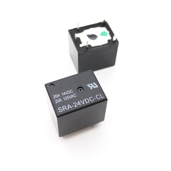 SRA-12V DC-CL 20A power relay