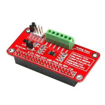 ADS1115 16 Bits I2C 4 Channel Module