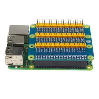 GPIO Extension Board 1 to 3 (40 Pin GPIO) Module
