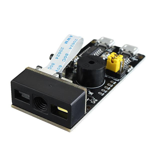 UART Serial Embedded 2D Barcode scanner v3.0
