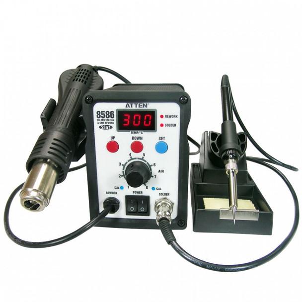 ATTEN KS-8586 Hot Air Gun Soldering/rework station,750W