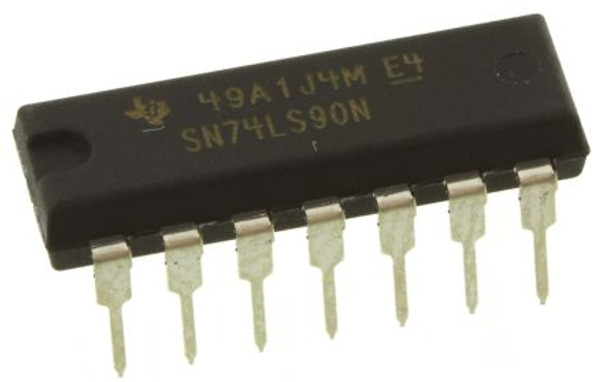 SN74LS90N 4-stage Decade Counter IC