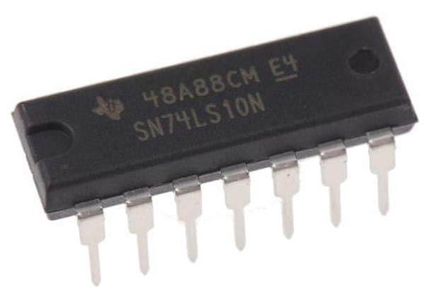 SN74LS10N, Triple 3-Input NAND Logic Gate IC