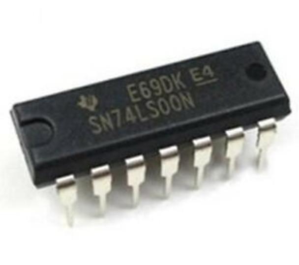 SN74LS00N, Quad 2-Input NAND Logic Gate IC
