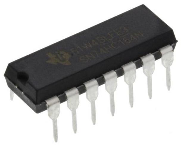 SN74HC164NE4 8-stage Shift Register IC