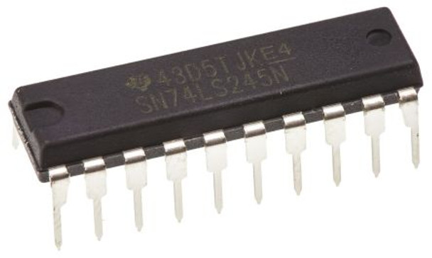 SN74LS245N, 8-Bit Non-Inverting TTL IC