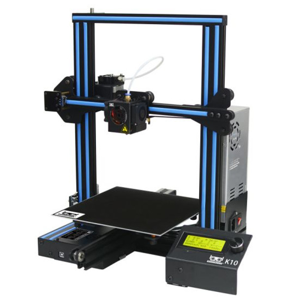 A10 Open Source Fast Assembly 3D Printer