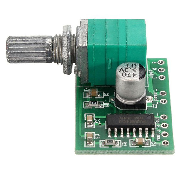PAM8403 Audio Amplifier Module