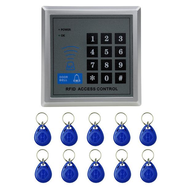 RFID Card & Keytab Access Control System
