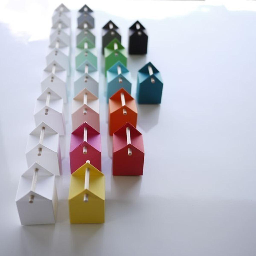 Boîte à dragées tourillon dans plus de 40 couleurs