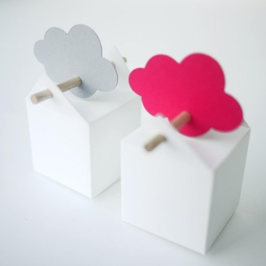 Etiquette nuage personnalisable