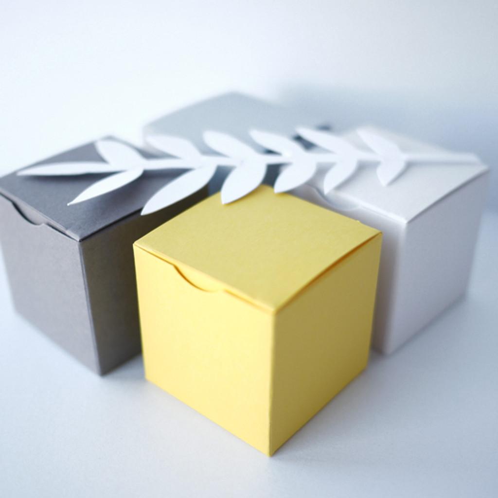 Cubes pour la communion d'un garçon