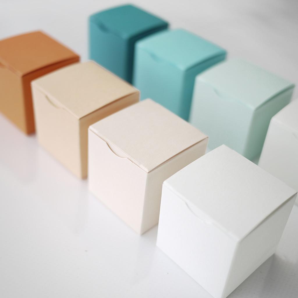 Dégradé de cubes