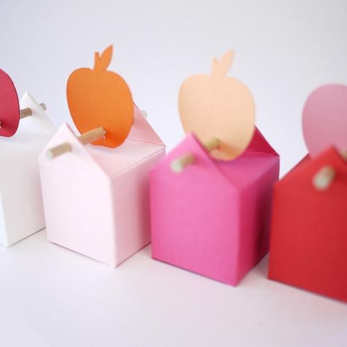 Etiquette pomme