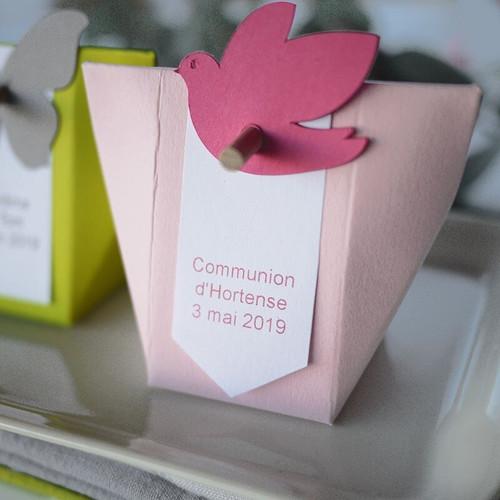 Bandeau Kabagami personnalisé pour communion et confirmation