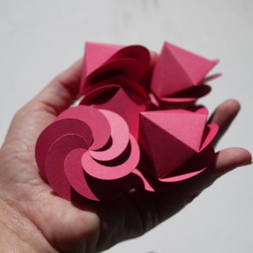 Petite boîte à dragées Fleur