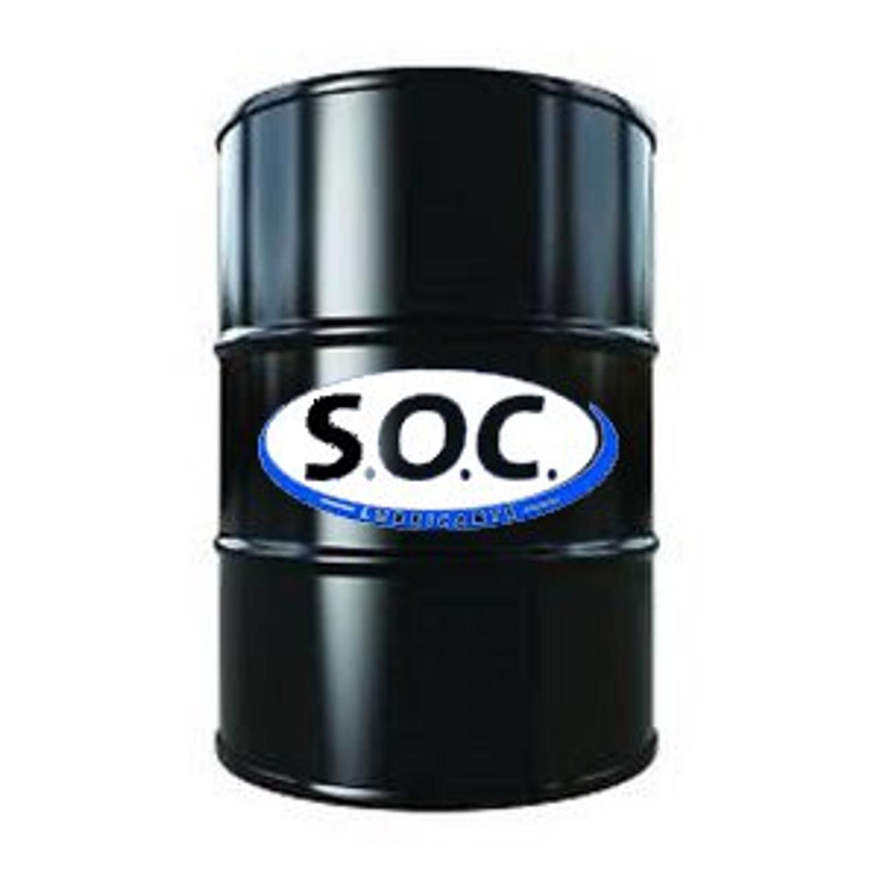 SOC Lubricants, AW46 hydraulic oil
