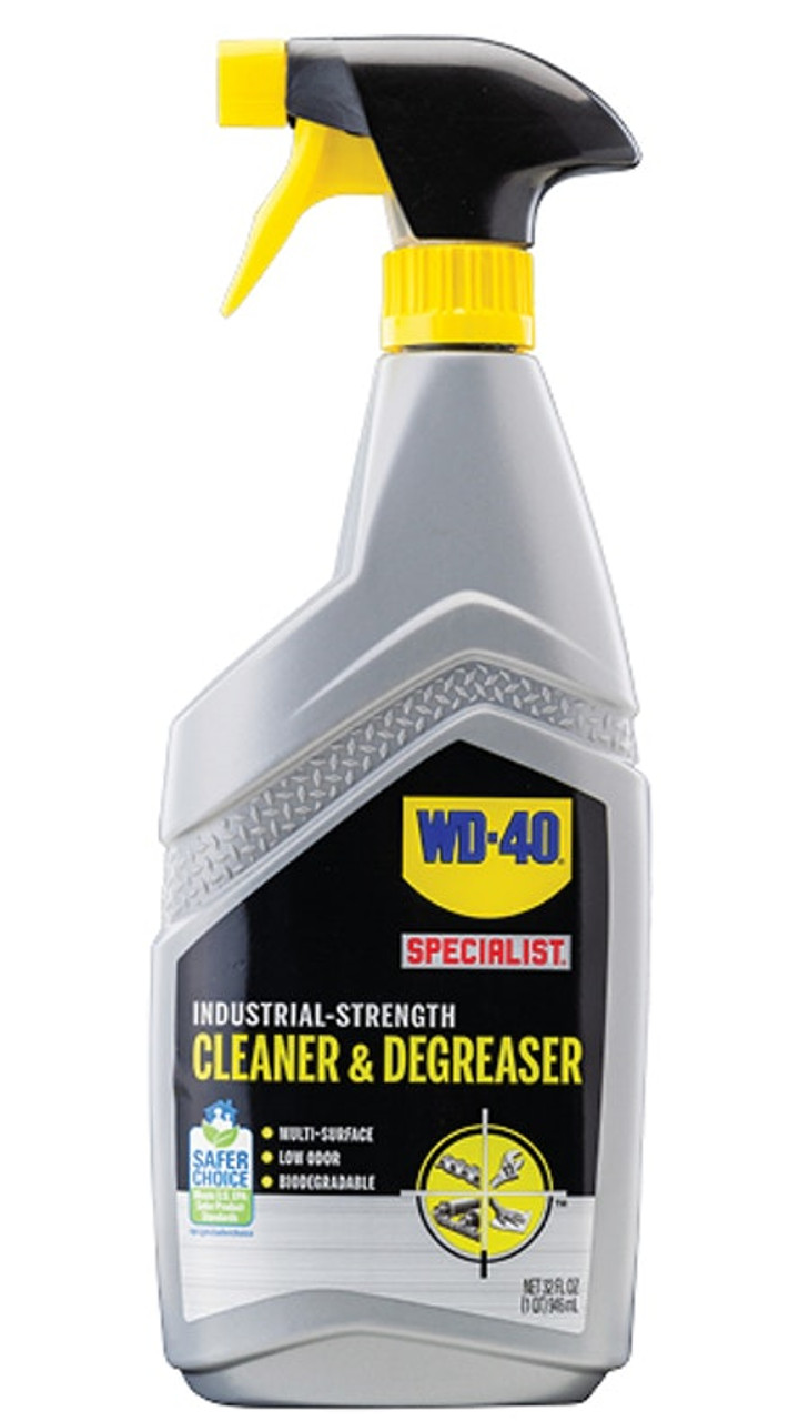 WD-40® Specialist® Industrial-Strength Cleaner & Degreaser 6/32 Ounce Case