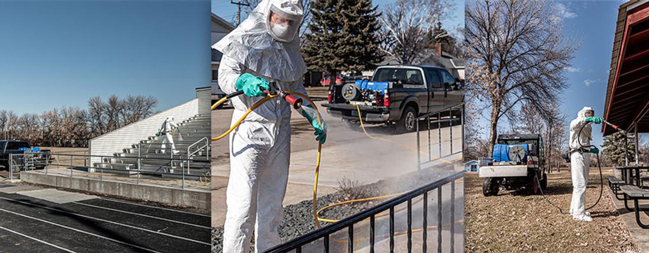 Fluidall Clean Boss Pro Disinfectant Sprayer