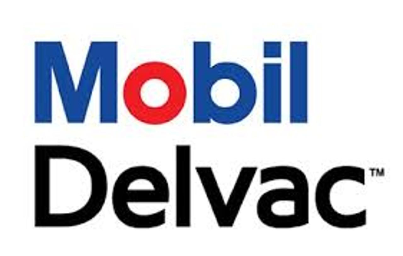 MOBIL DELVAC SYNTHETIC GEAR OIL 75W-90 - 375 LB Drum