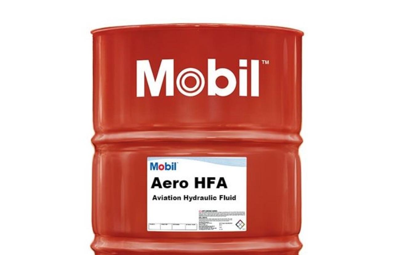 Mobil Aero HFA 55 Gallon Drum