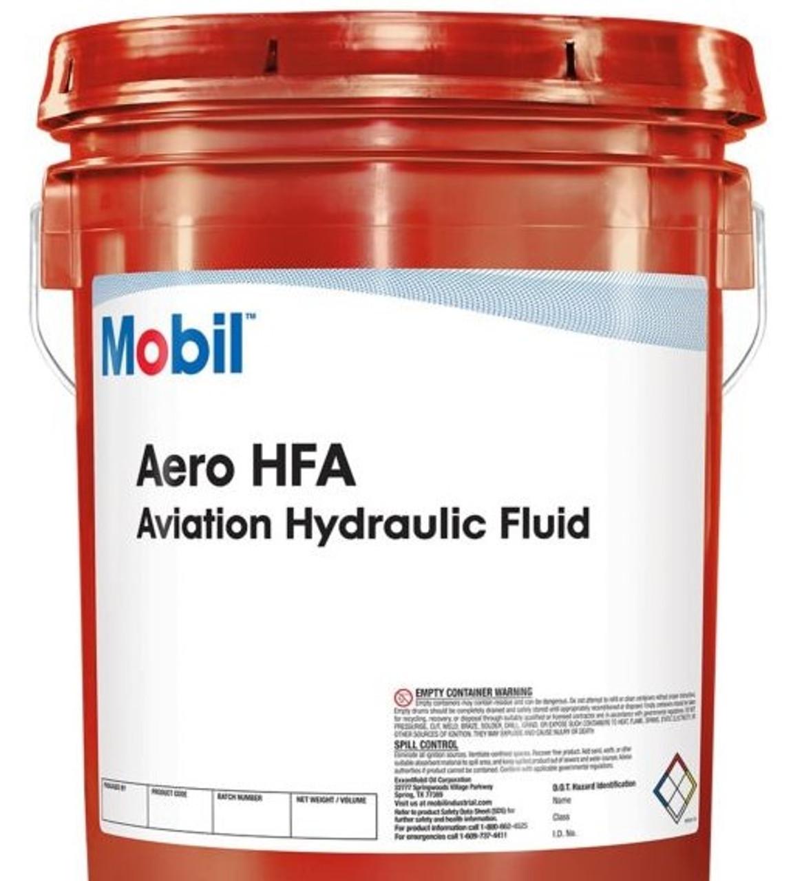 MOBIL AERO HFA - 5 GALLON PAIL