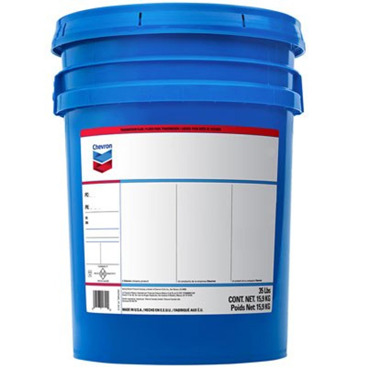 Chevron Cetus® HiPerSYN® 150 Synthetic Compressor Oil - 5 Gallon Pail