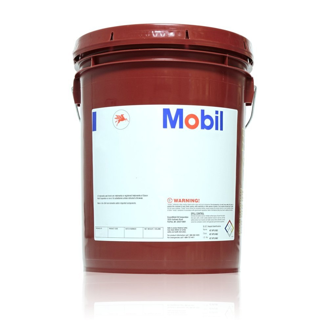 Mobil Vactra™ 2 Way and Slide Lubricant - 5 Gallon Pail