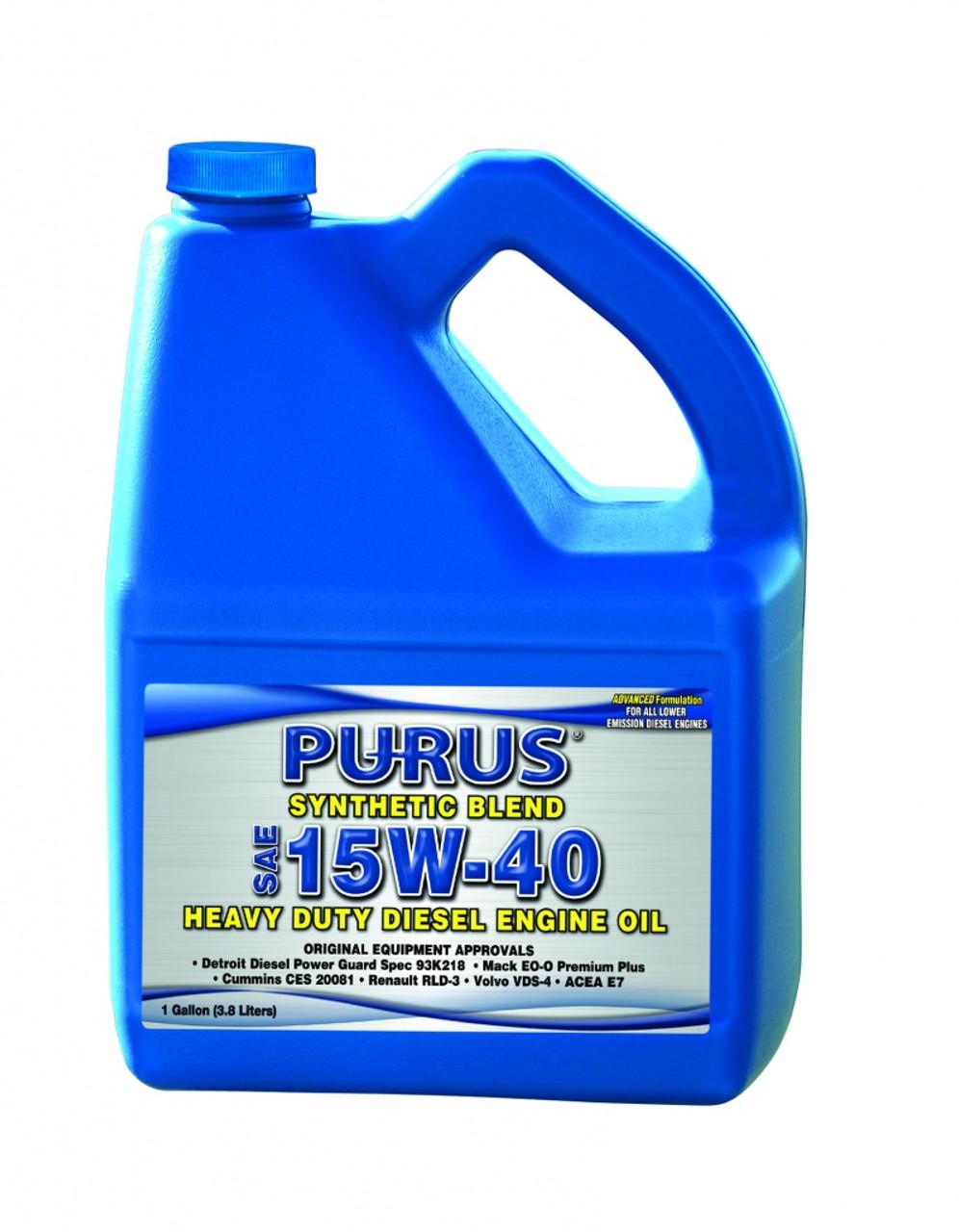 Purus 15w40