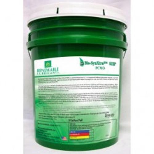 Renewable Lubricants Bio-Syn SHP PCMO 5w20 - 5 Gallon Jug