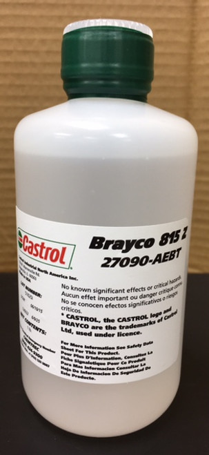Castrol Brayco 815Z - 1 LB Bottle