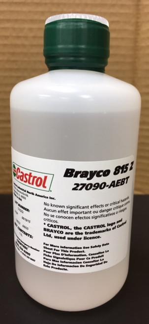 Castrol Brayco 815Z - 1 LB Bottle