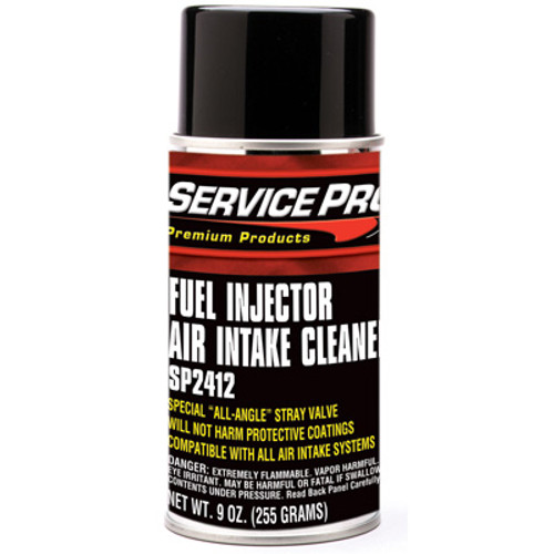 12/9 Ounce can case of Fuel Injector Intake Cleaner