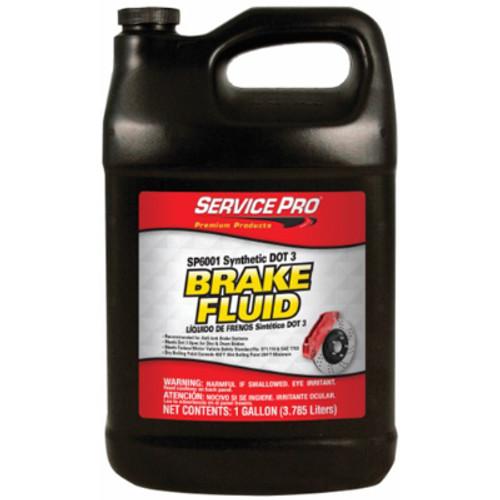 4/1 DOT 3 Brake Fluid