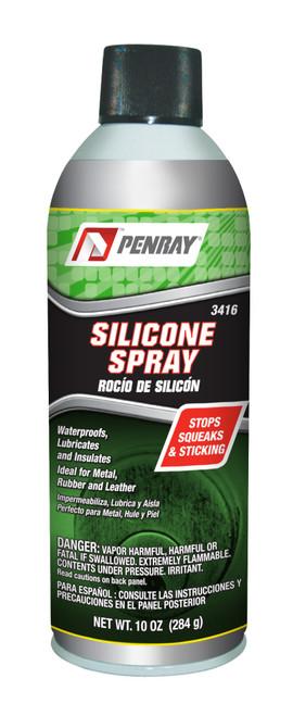 Penray Silicon Spray 12/10 Ounce Case