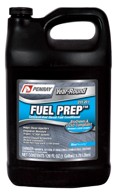Concentrated Fuel Prep 4/1 Gallon Case